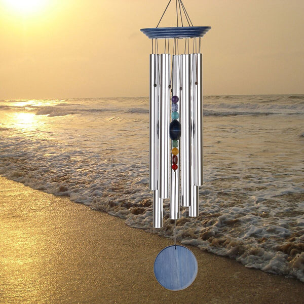 Woodstock Chakra Chimes Large - 3 Varieties