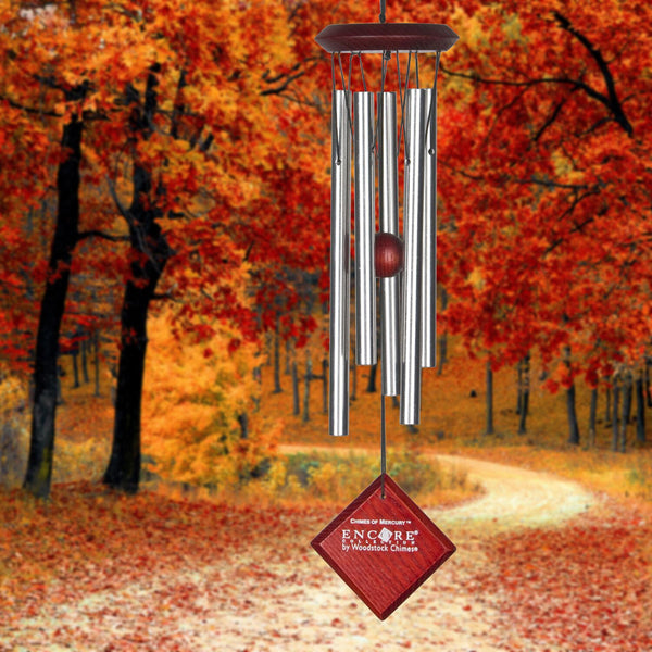 "Woodstock Chimes Of Mercury 14"" - 3 Varieties"