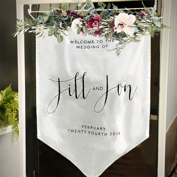 Calico Welcome Banner {customisable}