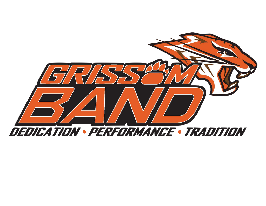 CUSTOM DONATION TO THE GRISSOM HIGH SCHOOL BAND