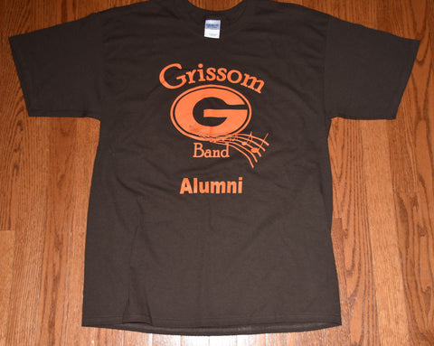 Grissom Band Alumni T-shirt