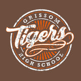 GHS Tiger - Circle Brown