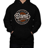 Grissom Band - Circle Hoodie Black