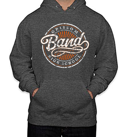 Grissom Band - Circle Hoodie