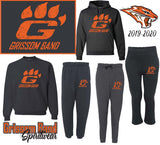 Sweatpants, Open Leg (GRISSOM BAND)