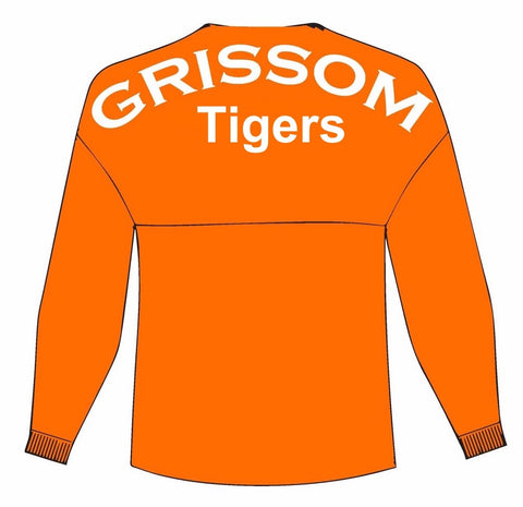 "GRISSOM ""Tiger"" Spirit Jersey **SPECIAL PURCHASE**"