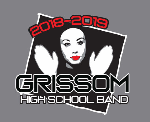 Band Show Shirt | 2018-2019 (Mime)