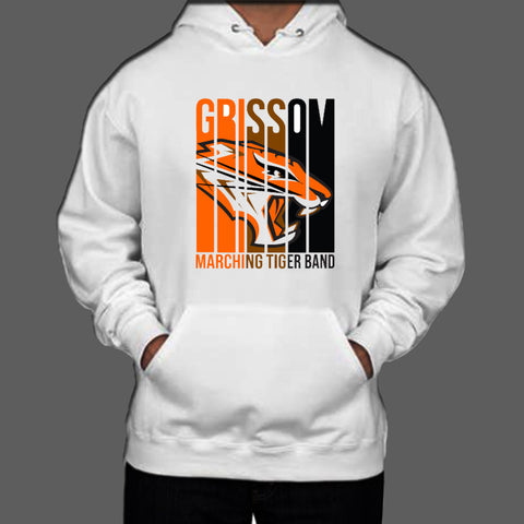 Grissom Marching Tiger Hoodie