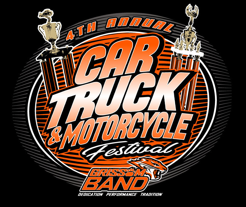 2019 Car Truck Motorcycle Show T-shirt