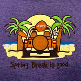 Spring Break 2019 T-Shirt -- ADULT SIZES