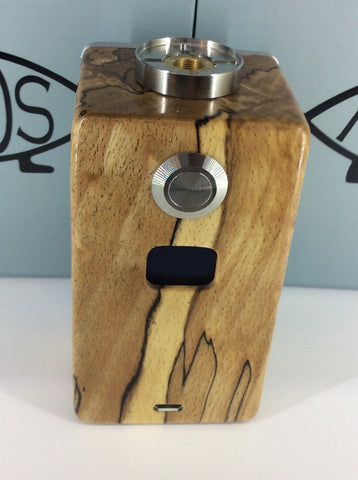 Squonk² Natural Spalted Beech