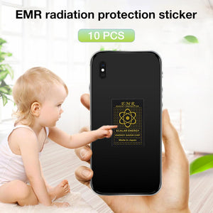 Anti-Radiation Stickers