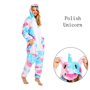Polish Onesies Sleepwear Pajamas