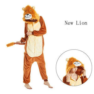 New Lion Onesies Sleepwear Pajamas