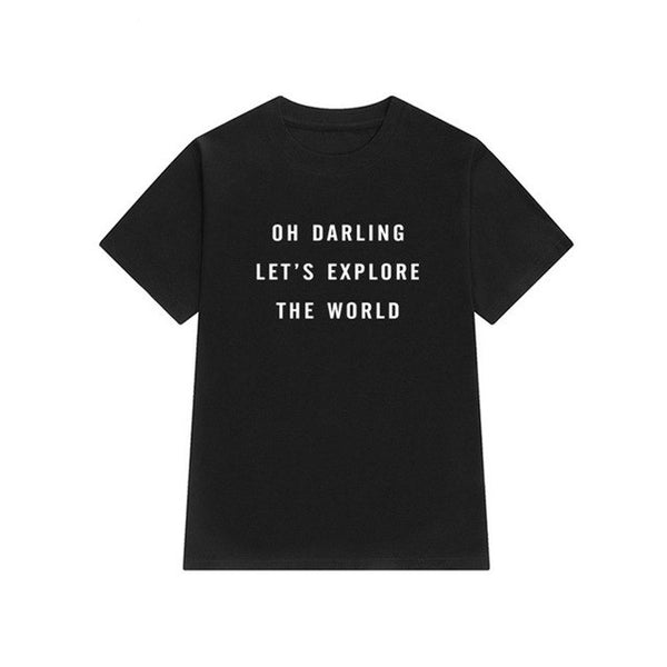 Explore The World T-Shirt