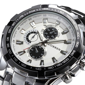 Business Casual quartz Wrist Watches