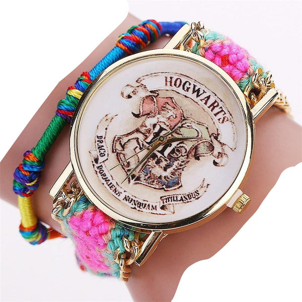 Magic School Friendship Braided Watch