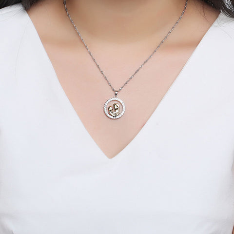 Korean Mother's Day Necklace