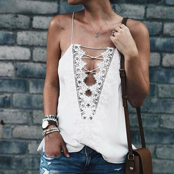 Camisole Sexy Tank Tops