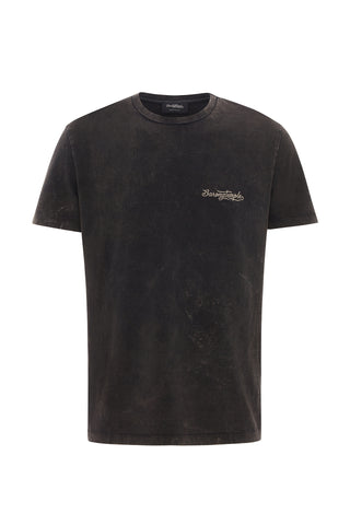 Stone T-Shirt - Black Logo