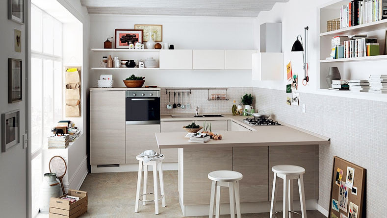Kitchen Remodeling Ideas - For Limited Space