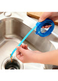 Drain Cleaning Hook
