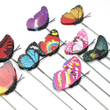 10 Piece Butterfly Garden Ornament