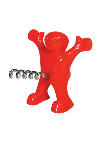Happy Man Wine Opener