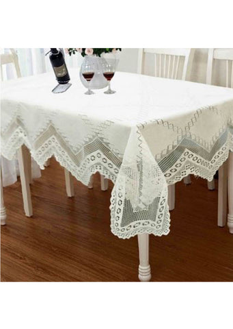 Lace Dining Table Cover
