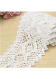 Lace Trim Embroidery