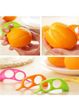Mini Plastic Fruit Peeler (1 piece)