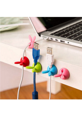 Rabbit Cable Holder (4-Pack)