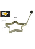 Stainless Steel Mold Cooking Tool