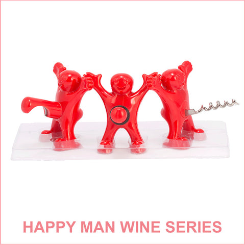 Happy Man Wine Series