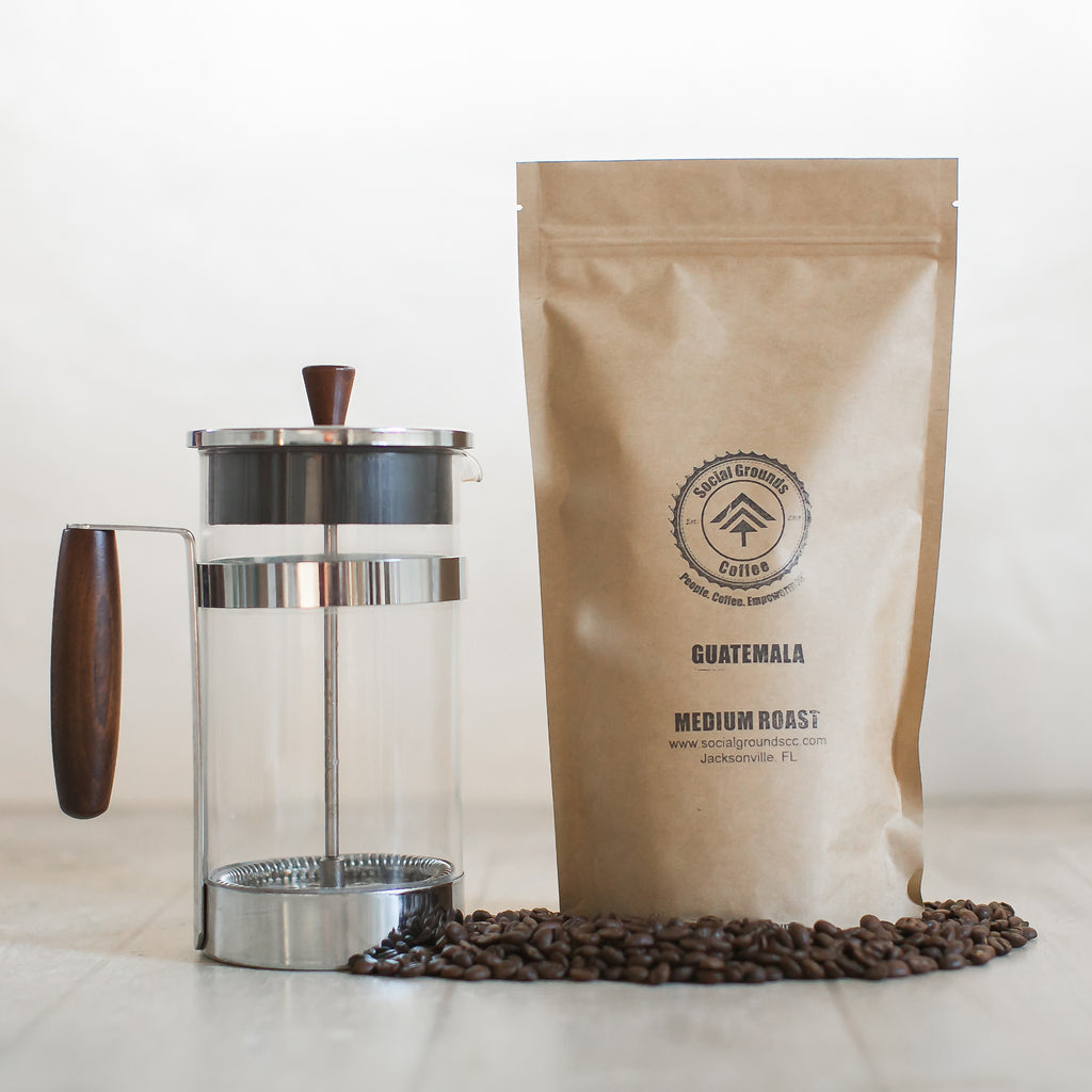 Guatemala : Medium Roast