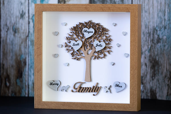 Family Tree - Small Family