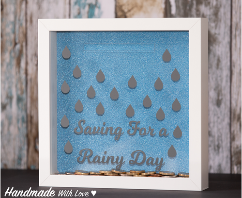 Rainy Day Money Box