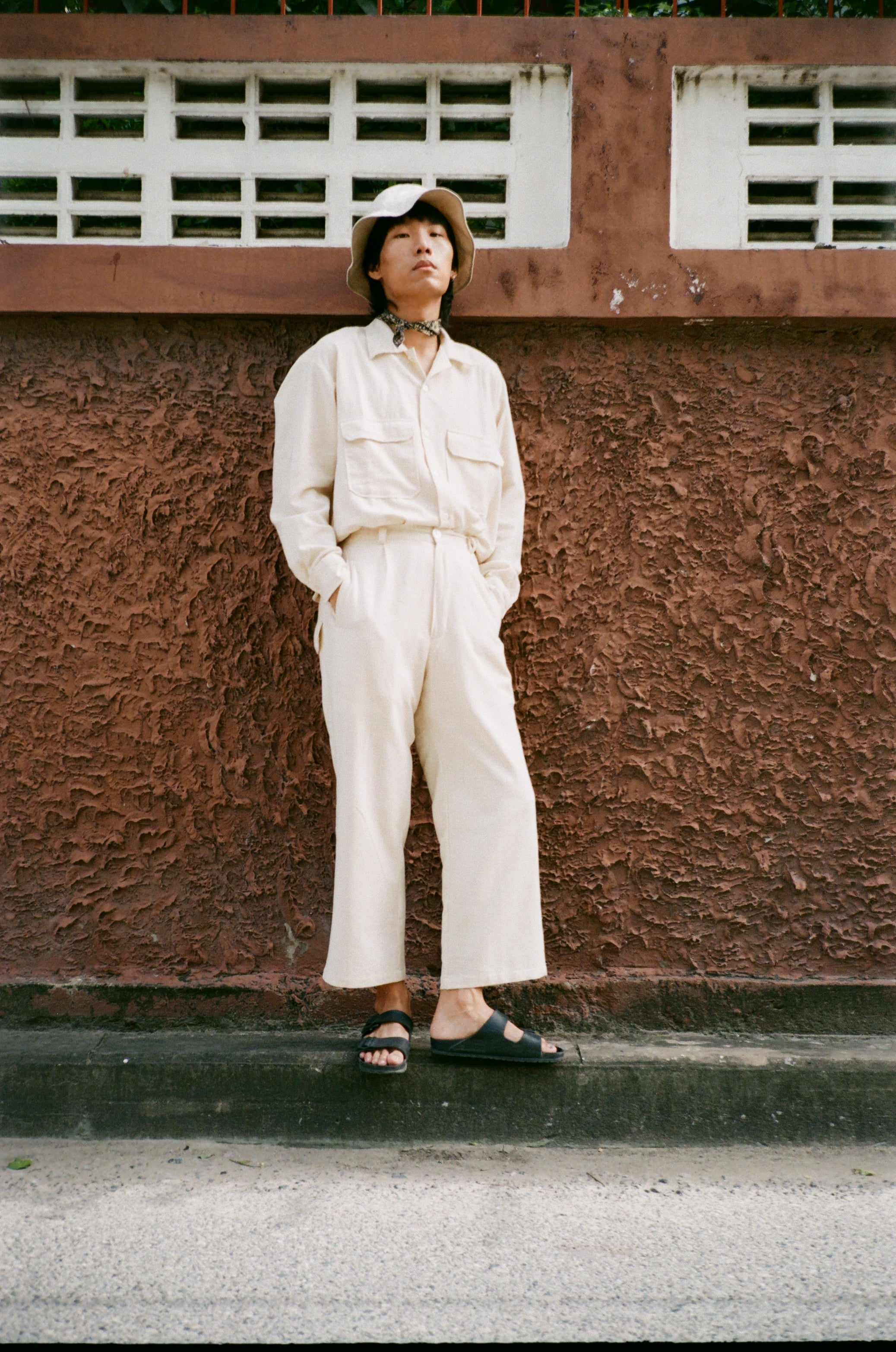 Leisure Trousers No.2 - Natural