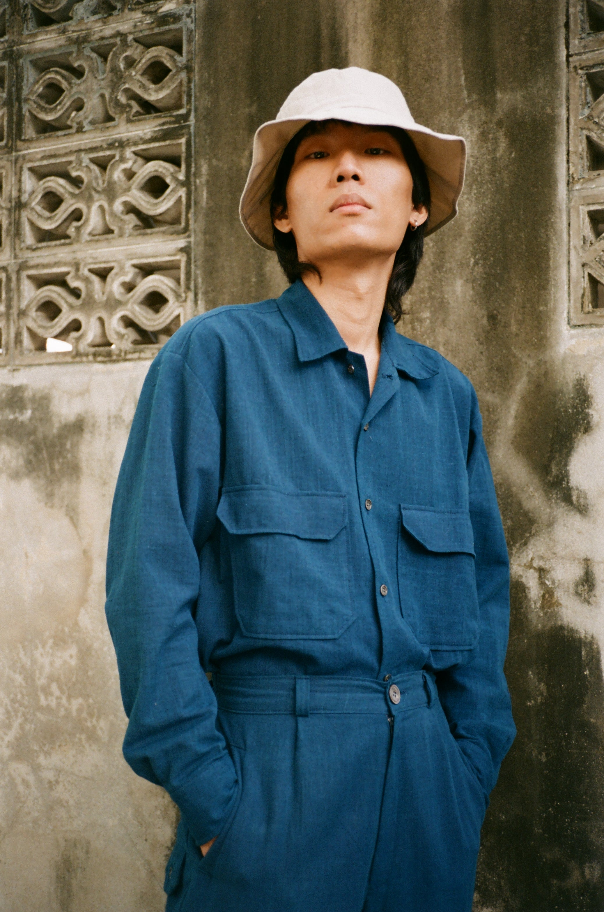 Field Shirt - Indigo