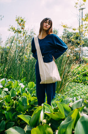 Forager Tote - Canyon Stripes