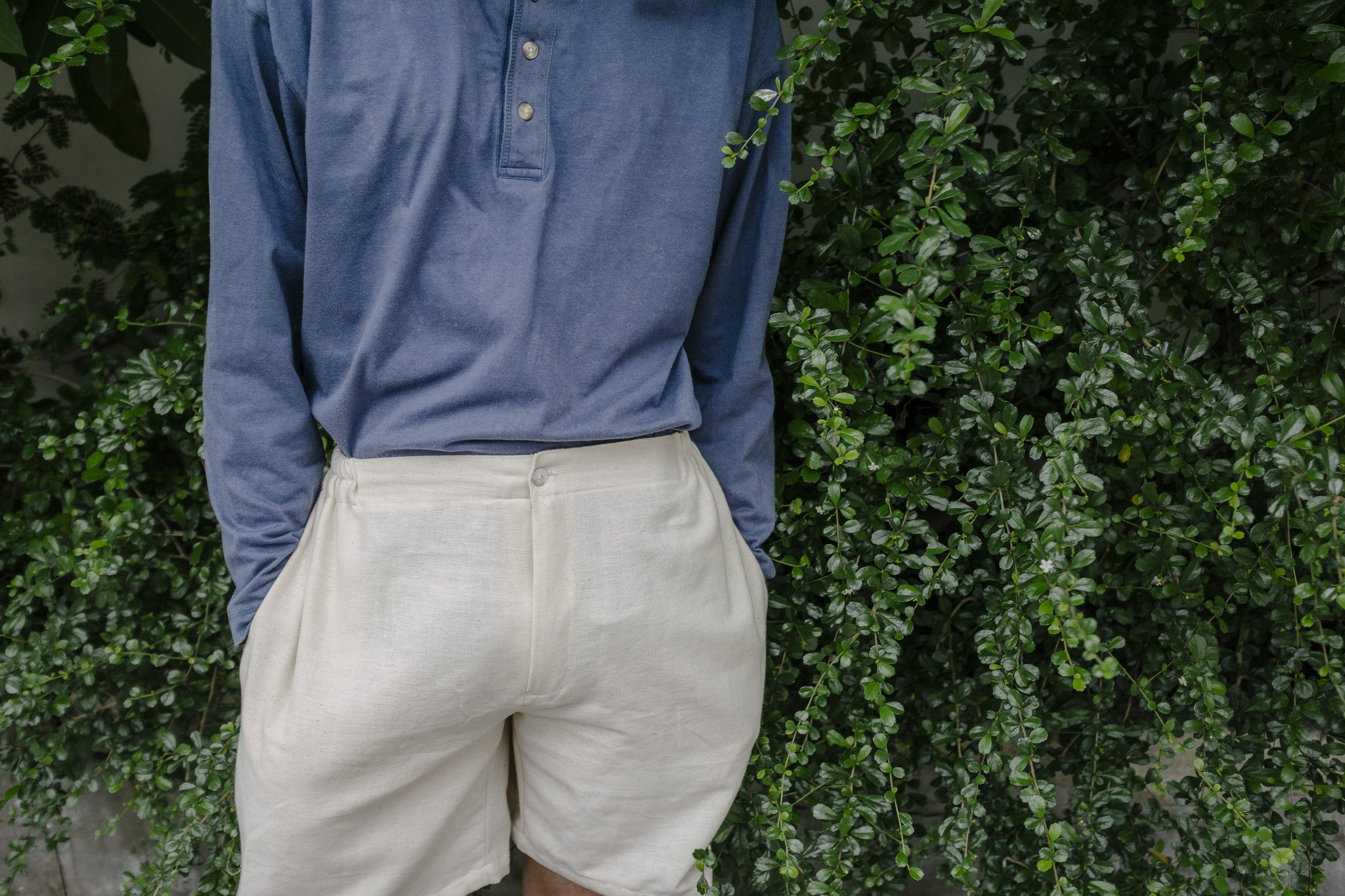 Signature Shorts - Natural