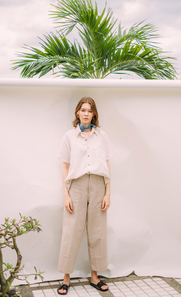 Dawn Trousers - Sandstone