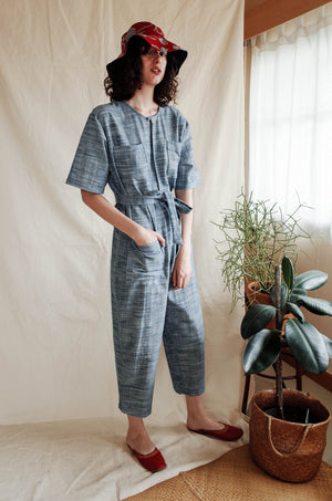 Hasu Jumpsuit - Ripple