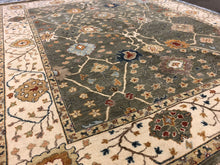 "8'2"" x 9'11"" Hand-Knotted - 100% Wool - Area Rug"