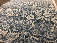 9' x 12' Hand-Knotted - 100% Wool - Area Rug