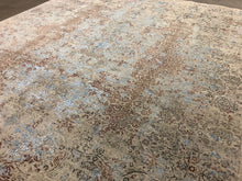 "8' x 9'9"" Hand-Knotted - 100% Wool - Area Rug"