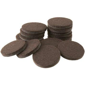 Felt Furniture Pads - Package of 40
