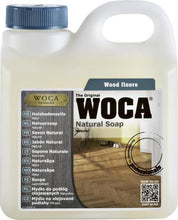 WOCA - Natural Soap - Choose Size