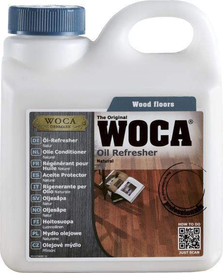 WOCA - Oil Refresher - Choose Size