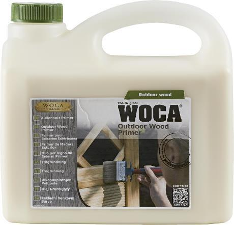 WOCA - Outdoor Wood Primer - 2.5 Liter